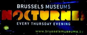 nocturnes musees bruxelles cdb