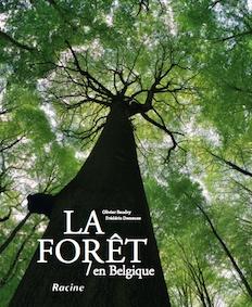 « La Forêt en Belgique » par Olivier Baudry et Frédéric Demeuse. Editions Racine. VP 39,95 euros