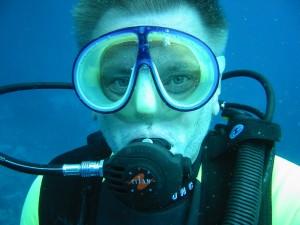 Dr Guy Vandenhove, médecin sportif spécialisé en médecine de plongée