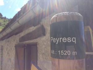 Peyresq, village d'altitude