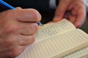 Ecriture avec Naji HABRA UNamur