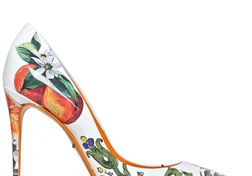 Today's Shoe - DOLCE & GABBANA on THE DAILY SHOE™
