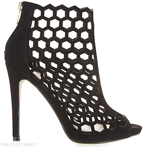 MAIN IMAGE -Kella Cut Out Boots by ZOOM