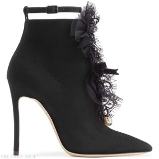 DSQUARED² Suede Ankle Boots with Lace