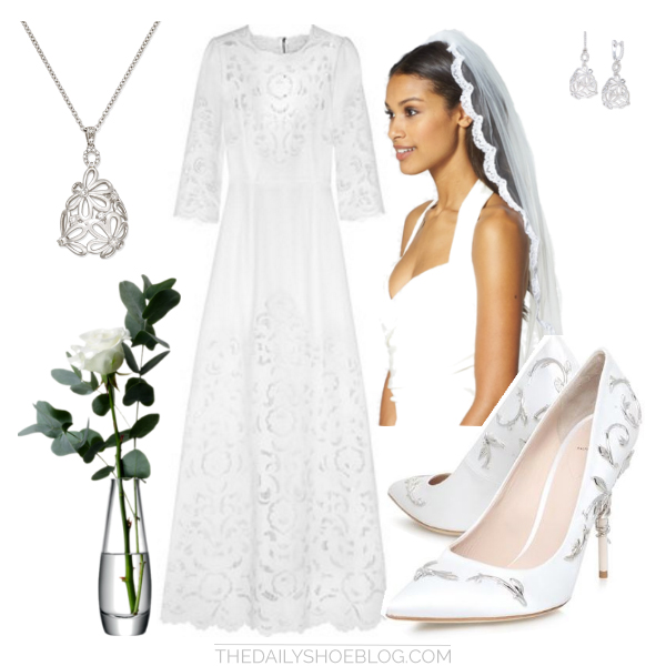 Ralph & Russo Bridal Outfit Inspiration