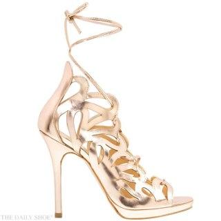 MAI PIU SENZAHigh heeled sandals - rosegold