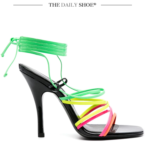 TIE AROUND STRAPPY SANDALS by The Attico