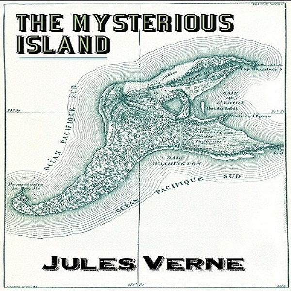 The Mysterious Island by Jules Verne pdf file download