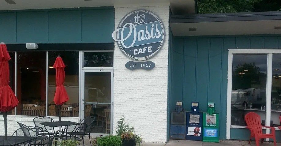 Photo: The Oasis Cafe Facebook