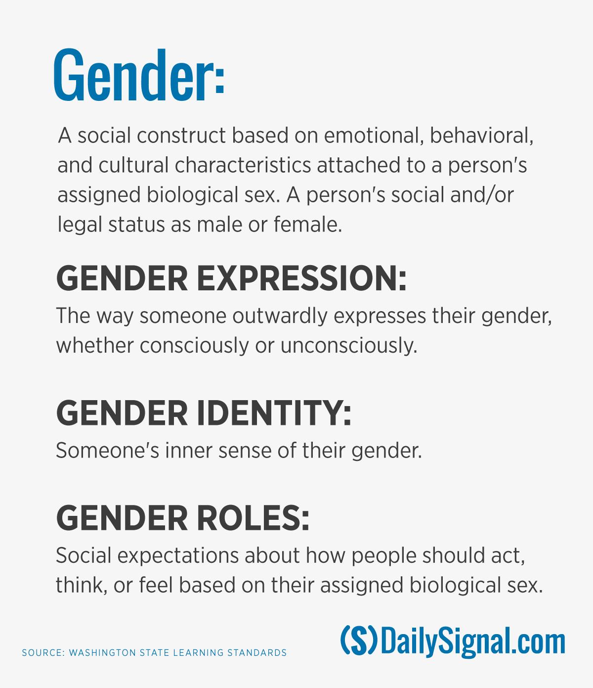 K 12 Gender Identity Standards Surprise Parents
