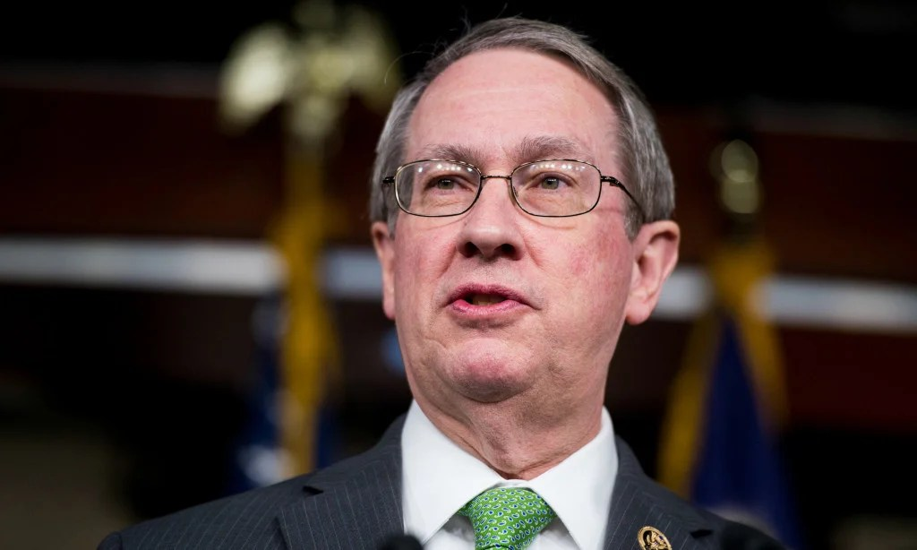House Judiciary Committee Chairman Bob Goodlatte is proposing legislation that would require vetting of immigrants' online statements. (Photo: Bill Clark/CQ Roll Call/Newscom)