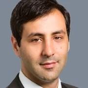 Portrait of Arthur Milikh