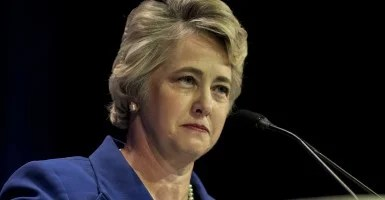 Houston Mayor Annise Parker (Photo: Newscom)