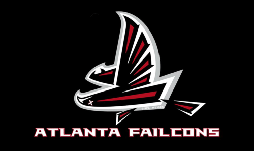 Falcons Release New Logo Following Blowout Loss To ...