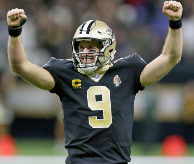 Drew Brees Is Donating  Million Dollars To Help Louisiana Fight