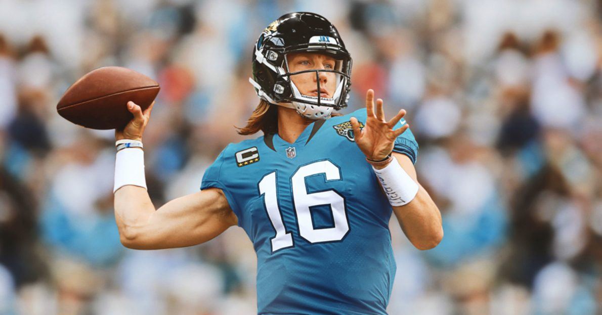 The Jaguars Have Already Given Trevor Lawrence Their Entire Playbook