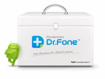 Dr.Fone Toolkit for Android