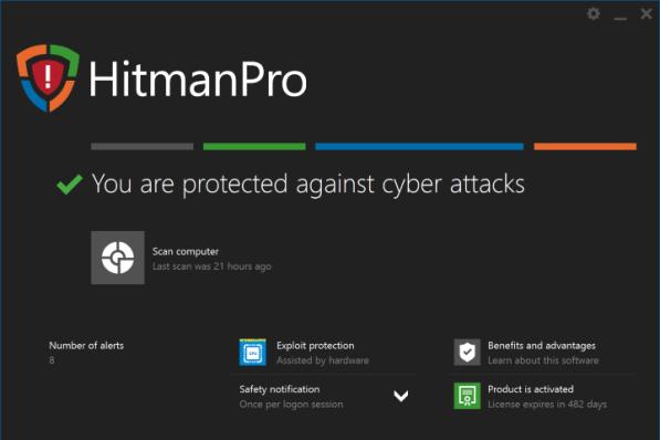 HitmanPro windows