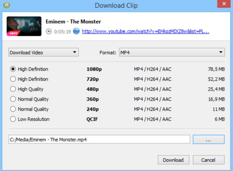 4K Video Downloader window