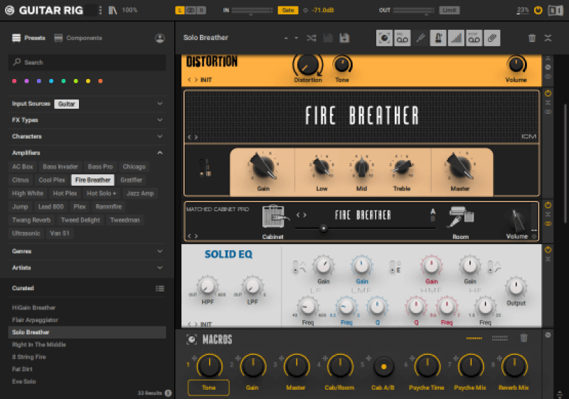 Native Instruments Guitar Rig Pro windows