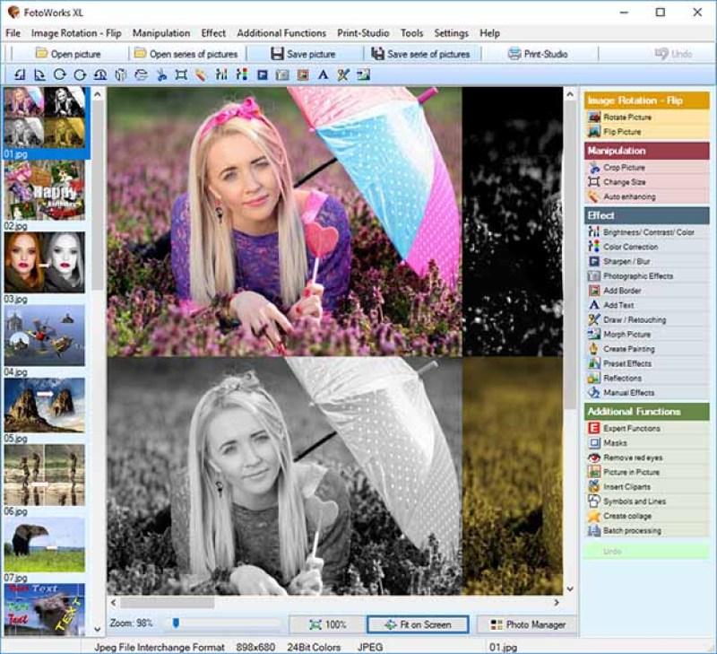 FotoWorks XL windows