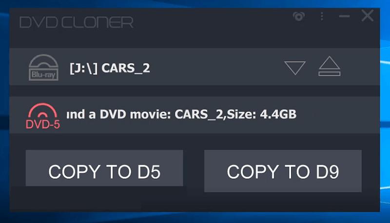 DVD-Cloner Gold windows