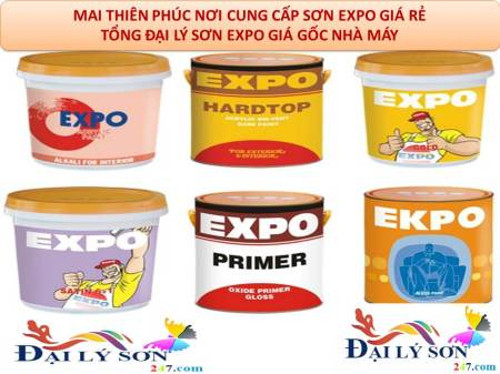 SƠN EXPO GIÁ RẺ
