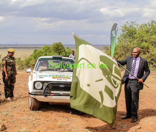 Kenya Wildlife Service, Pipi Renu, Kenya Airways East African Safari Classic Rally, Sarova Whitesands, Amboseli National Park, Edwin Wanyonyi, East Africa Safari Classic Rally,