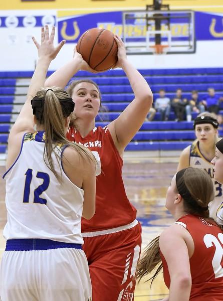 St. Henry vs St. Marys girls basketball Photo Album | The ...