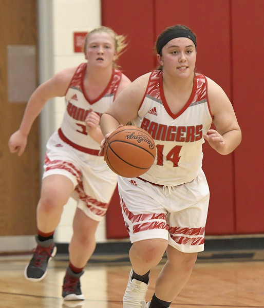 St. Marys vs New Knoxville girls basketball Photo Album ...