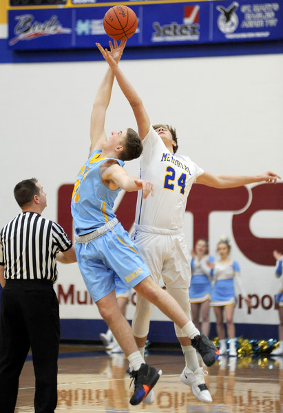 St. Marys vs Bath boys basketball Photo Album | The Daily ...