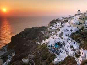 Fira and Oia