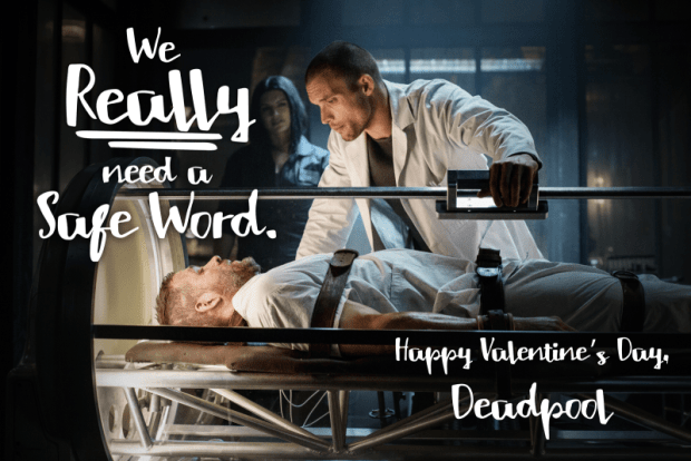 Brobible 'DeadPool' Valentine Themed Cards Are Perfect