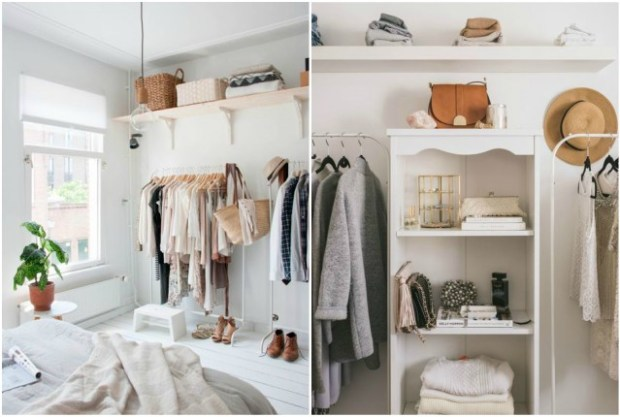 Live with Less: How to Embrace Minimalism at Home-Storage Solutions Bedroom