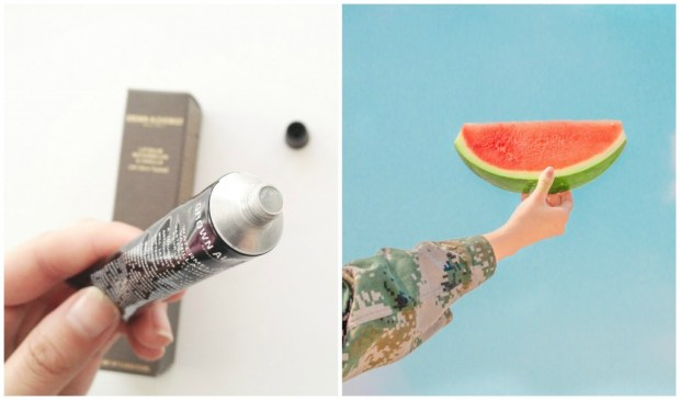 Embrace Your Inner Hipster: Holy Grail Beauty Products-Watermelon