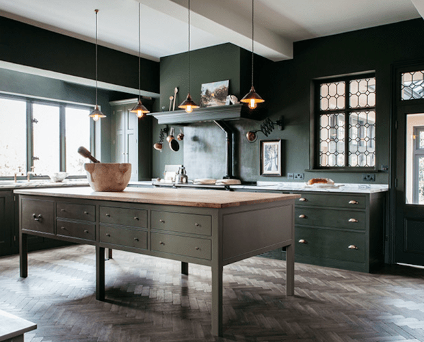 Kitchen Trends 2018 - Ideas & Inspiration- Kitchen island as main centre of attraction