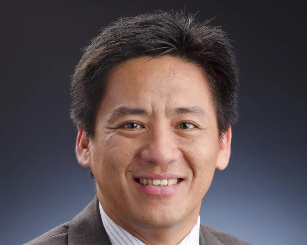 Eric Chan of Intel Malaysia.