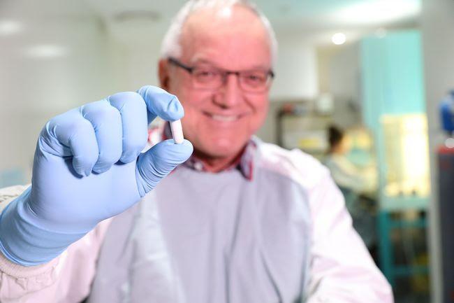Topelia Australia launches US$25M Series A call for COVID-19 ATT Ziverdox. Supplied.