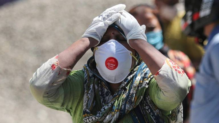 COVID-19 crisis in India on display in these shocking photos