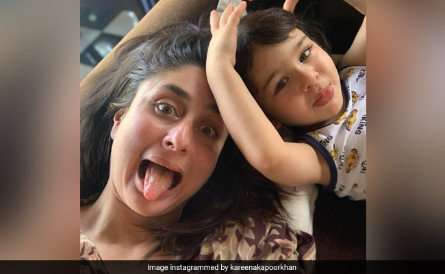 How Tom And Jerry Are Helping Kareena Kapoor Teach Son Taimur About Vaccines