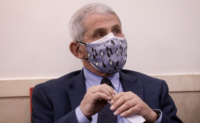 US Health Expert Anthony Fauci