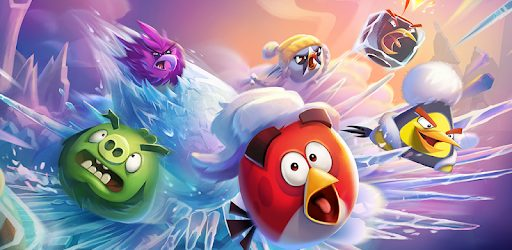 Angry Birds 2 Mod APK 2.55.1 (Unlimited money)
