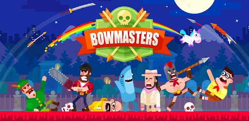 Bowmasters Mod APK 2.14.8 (Unlimited coins, gems)