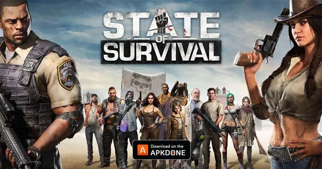 State of Survival MOD APK 1.11.80 Download (Mod Menu) for Android