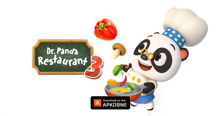 Dr. Panda Restaurant 3 MOD APK 1.9.0 Download (Unlocked) free for Android