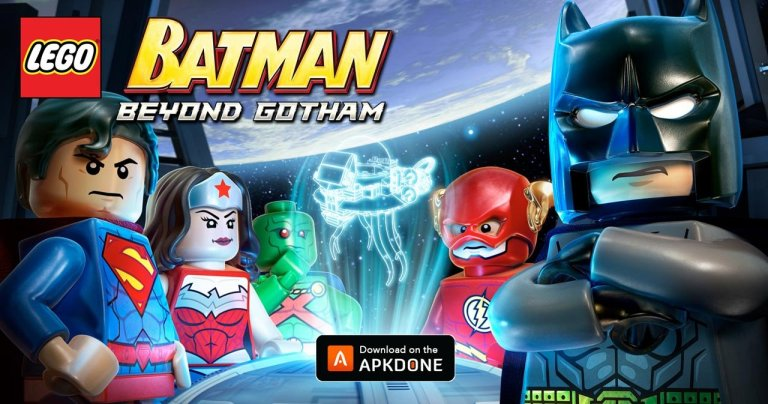 Beyond Gotham MOD APK 2.0.1.8 Download (Unlimited Money) for Android