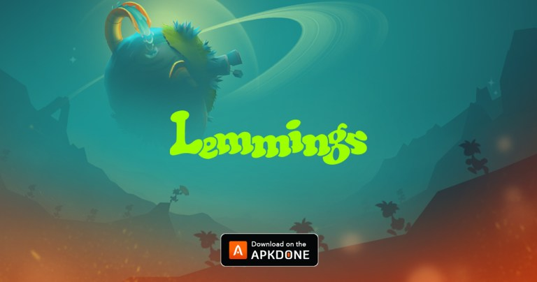 Lemmings MOD APK 5.80 Download (Unlimited Money) for Android
