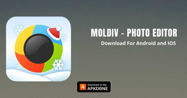 MOLDIV MOD APK 3.3 Download (Unlocked) free for Android