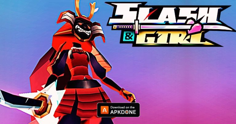 Slash & Girl MOD APK 1.66.5052 Download (Free shopping) for Android