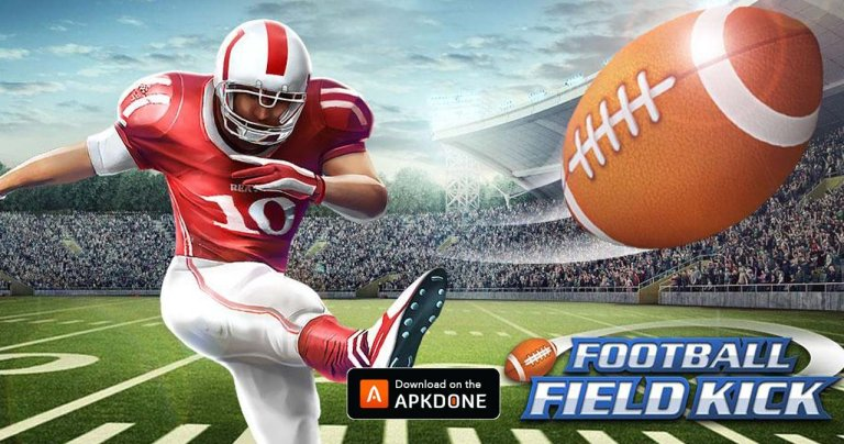 Football Field Kick MOD APK 1.19 Download (Unlimited Money) for Android